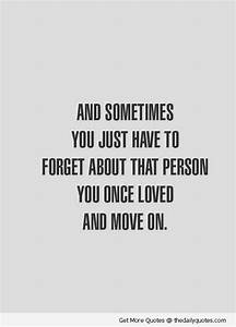 Break Up Quotes Moving On. QuotesGram