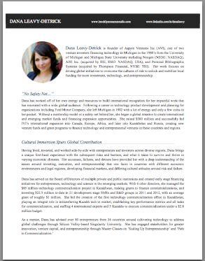 resume bio exle project scope template