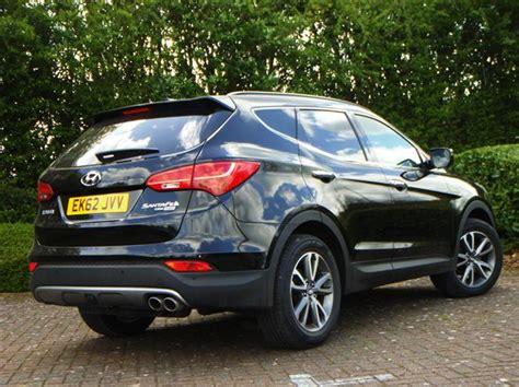 Hyundai Santa Crdi Premium Seats Road Test