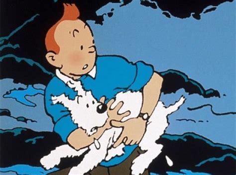 Philippe Lacoche, Comme L'argent, Le Tintin Américain N'a