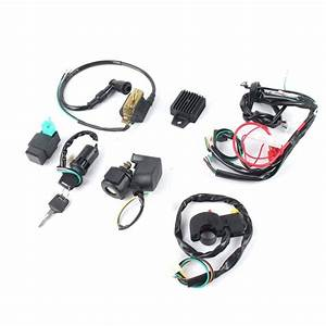 Professional Motorcycle Cdi Wiring Harness Loom Ignition