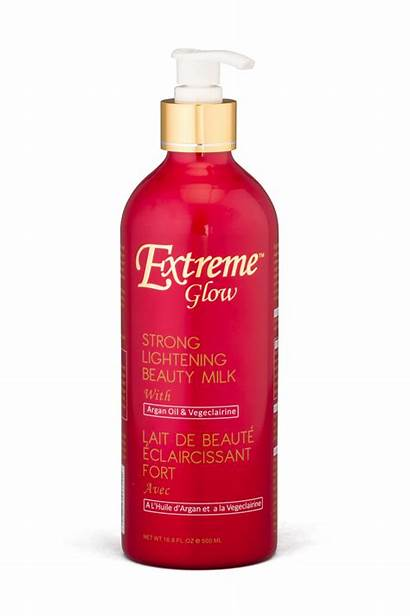 Glow Extreme Milk Beauty Lightening Strong Lotion