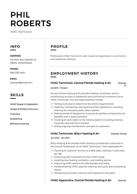 resume builder resumevikingcom