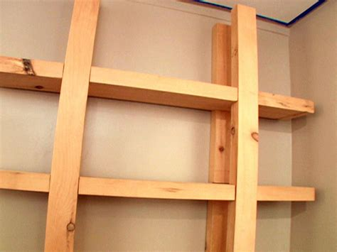 Build Wooden Shelving Unit Quick Woodworking Projects