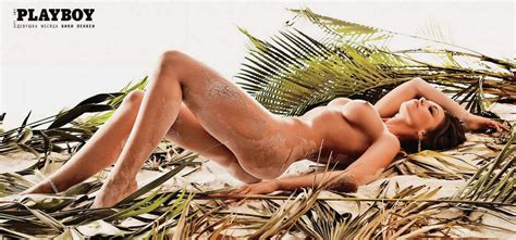 Viki Lenkei naked in Playboy Russia | | Your Daily Girl