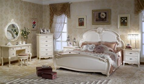 White Bedroom Furniture Decorating Ideas by 20 Antique Bedroom Design Decorating Ideas With Pictures