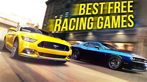 Play Best 10 Best Free Car Racing You Can Play Right Now
