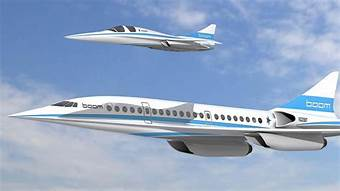 Supersonic airplanes getting ready to make a comeback thanks to new tech and ease of regulations…