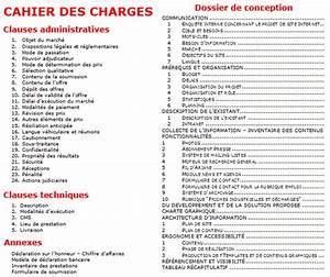 Cahier Des Charges Plan : le cahier des charges d 39 un site web d finition et exemple ~ Premium-room.com Idées de Décoration