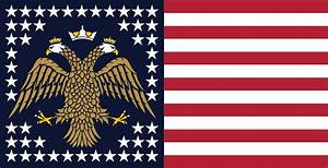 United Monarchy Of America   Vexillology