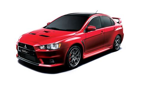 Lancer Evolution Final Edition Arrives Down Under