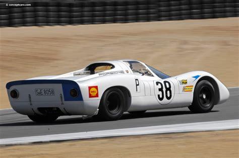 1968 Porsche 907 Conceptcarzcom