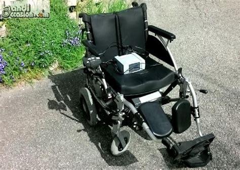 chaise roulante occasion vend chaise roulante électrique annonces handi occasion
