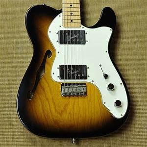 Fender Classic Series  U0026 39 72 Telecaster Thinline 3
