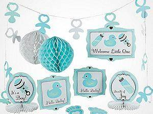 Baby Shower Party Supplies & Decorations Oriental Trading