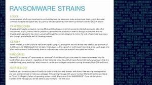 Enterprise Ransomware Survival Guide