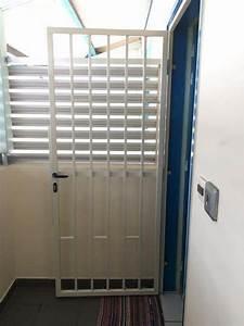 grille de protection pour porte d39entree annonce With grille de protection porte d entrée