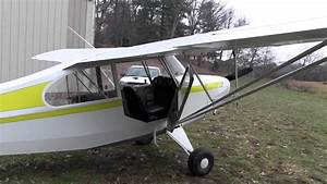Blue Ridge Sport Flight 7AC Aeronca Champ Sport Pilot ...