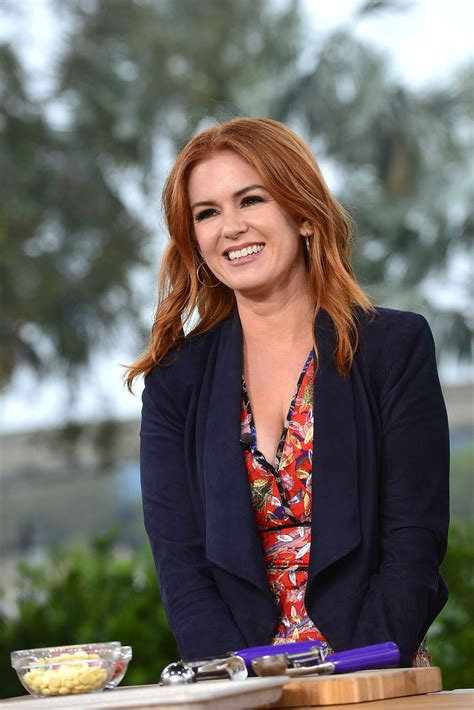 "3,238 likes · 17 talking about this. Isla Fisher - ""The Chew"" in Orlando 10/04/2017"