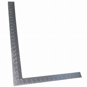 MaxiAids | Flat Steel Framing Square