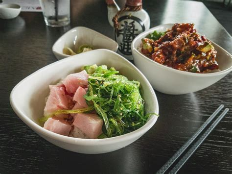 mian cuisine your guide to 14 poke options in tucson