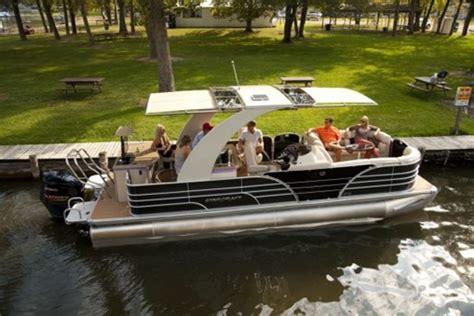 Small Pontoon Boat Ottawa by 2013 Starcraft Majestic 256 Starliner Pontoon Boat Review