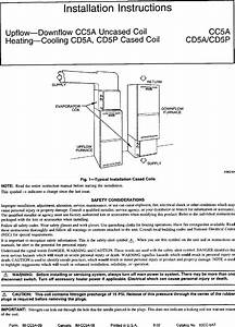 Carrier Evaporator Coils Manual L0211040