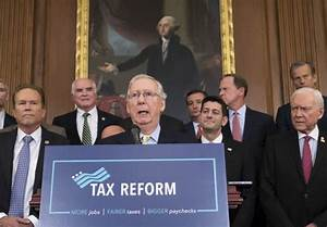 Our View: Republican tax bill lacks what middle class ...