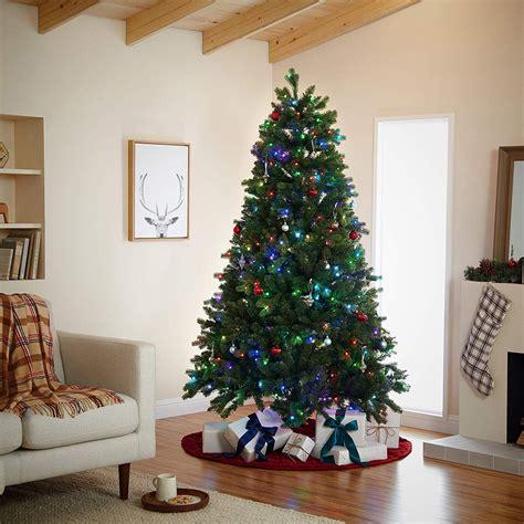 amazon alexa voice activated christmas tree popsugar family