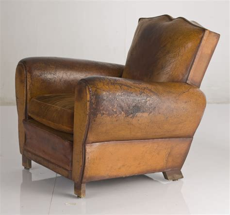vintage recliner chair antique leather club chairs for antique furniture 3252