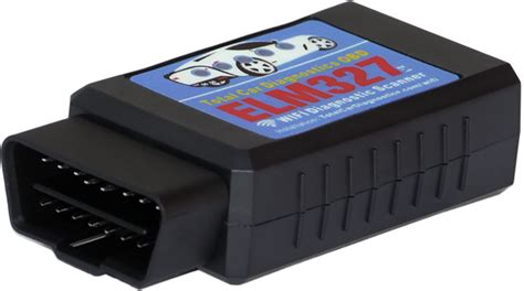 Elm327 Wifi 2.1 Obdii Obd2 Car Diagnostic Code Reader