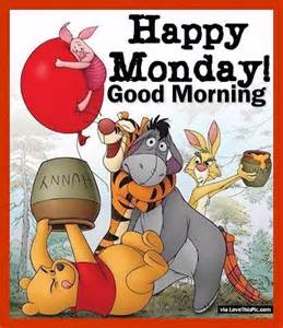 winnie the pooh happy morning monday pictures photos and images for