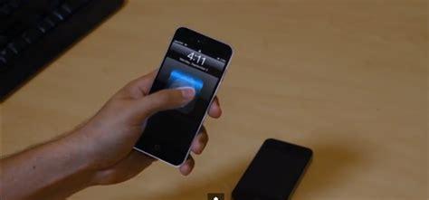 iphone fingerprint scanner iphone fingerprint scanner concept frinmash