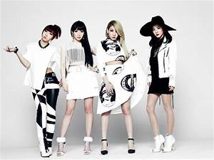 2NE1's contract with YG Entertainment to end in 2016