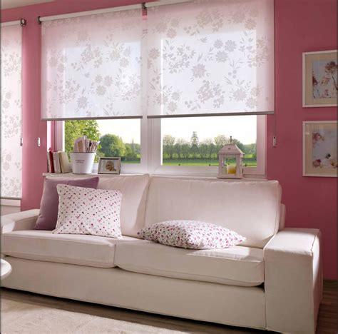 Sichtschutz Fenster Innen Der Vorhang Den Anblick Von