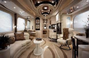 mobile home interior 15 cool mobile homes trailers interiors decoholic