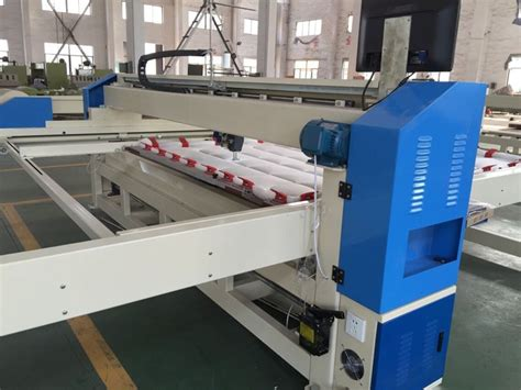 Mattress Comforter Quilting And Sewing Machine