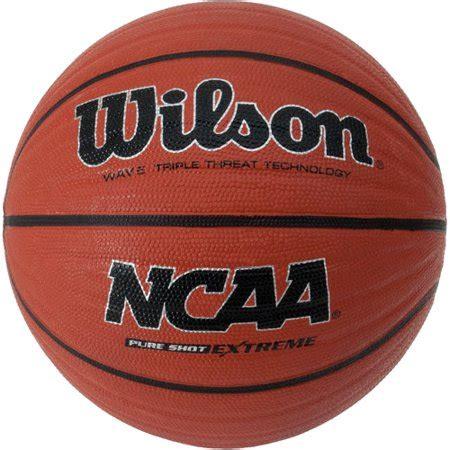 wilson sporting goods wilson ncaa reaction basketball