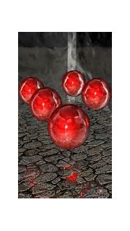 More Red Balls - 3D and CG & Abstract Background ...