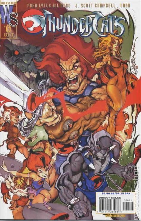 thundercats   series comic books