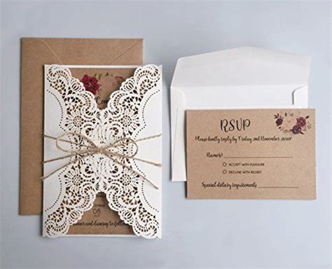 Pin by Picky Bride Wedding Invitations on Amazon Best