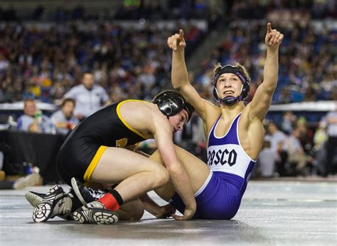 tahoma finishes  march  class  state wrestling