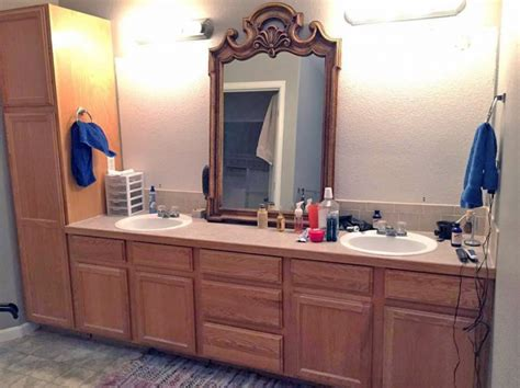 seagull gray bathroom transformation general finishes