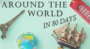 Around the World in 80 Days Theme Upgrade - Summer Camp