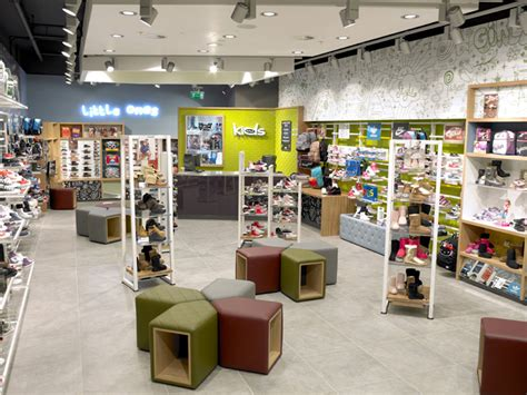 schuh concept store by briggs hillier liverpool
