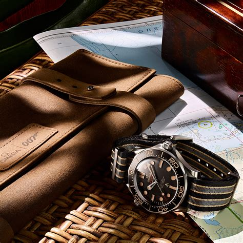 Omega reveals the Seamaster 300M Diver from No Time To Die ...