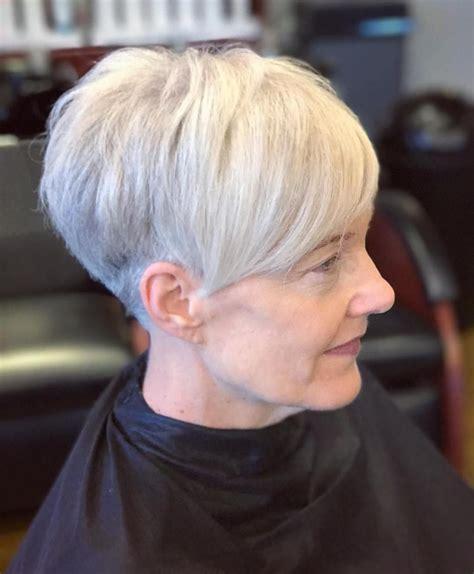 50 Gray Hair Styles Trending in 2020 Hair trends Thin