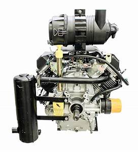 25hp  Kohler Command Engine To Replace Kawasaki In John