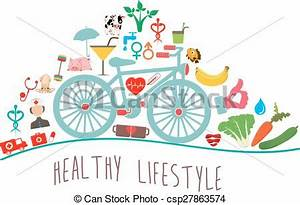 Healthy lifestyle clipart - Clipground