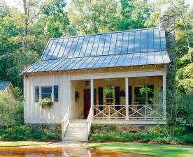 Cottage House Plans Creek William H Phillips Southern Living House Plans